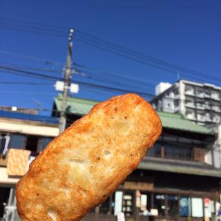 揚げかまぼこ(小田原 籠淸 本店 (かごせい))