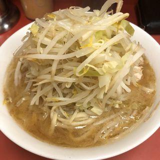 少なめ(豚1)(ラーメン二郎 ひばりヶ丘駅前店 (らーめんじろう))