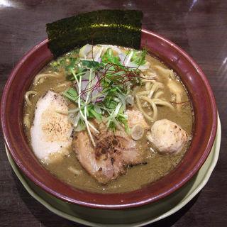 特濃煮干(千極煮干 (センゴクニボシ))