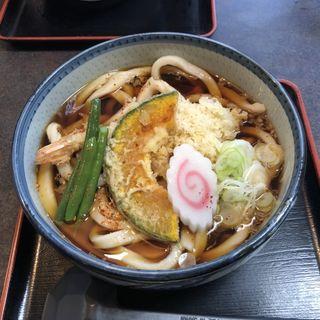 天ぷらうどん(いづみや 那珂町店 )