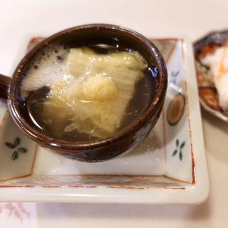 穴子の白菜巻(ひろ作 (ひろさく))