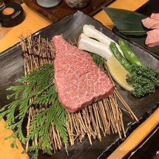 シャトーブリアン(120g)(大東園 本店)