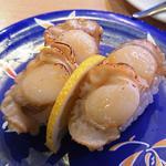 ほたてバター醤油炙り(海鮮三崎港 川崎ダイス)