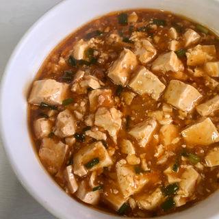 マーボー麺(中国料理 布袋)