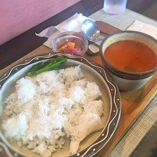 さがりスープカレー(三日月食堂 )