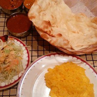 ランチバイキング(ナマスカ 仙台Bivi店 (Indian Restaurant Namaskar))