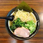 太麺野菜3点盛り(百麺 中目黒 (ぱいめん))