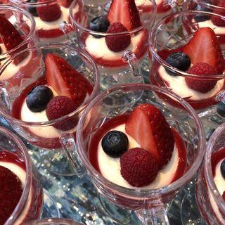 苺とショコラの饗宴(帝国ホテル 大阪 )