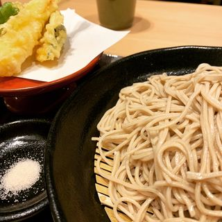 万福ざる(蕎麦居酒屋 弦)