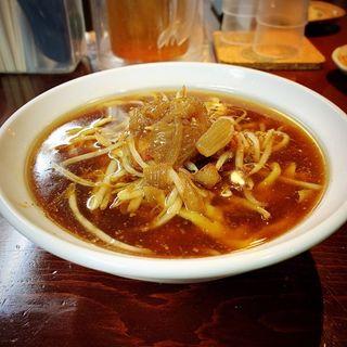 もやし中華麺(らーめん恵本将裕)