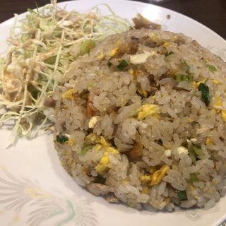 炒飯(味一番!九州ラーメン 博多っ子 新宿店 )