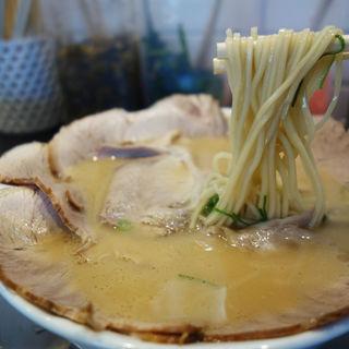 チャーシューメン(なおちゃんラーメン 大濠店)