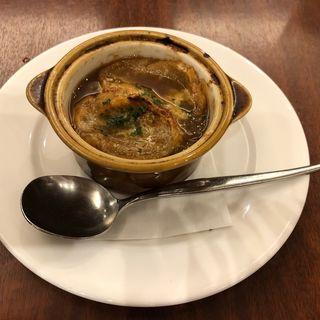 オニオングラタンスープ(ロイヤルホスト 東久留米店 )