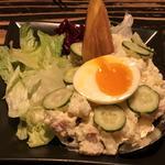 九州酒場のポテトサラダ