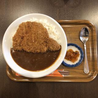 カツカレー(三福亭 )
