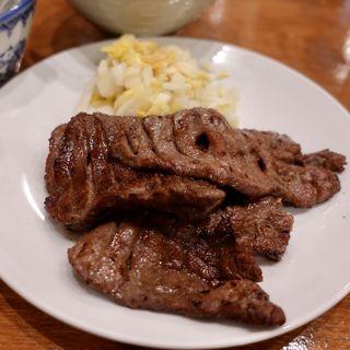 牛たん定食 C (6枚)