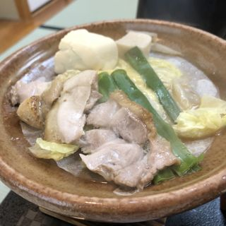 コース(味噌すき焼き)(京都烟河)