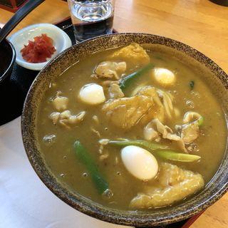 カレーうどん(勢川  (本店))
