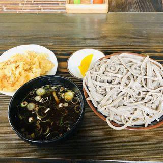 モリ天(伊勢そば)