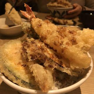たかお天丼(博多天ぷら たかお ジョイナス横浜店 )