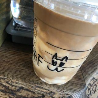 ダーク モカ チップ クリーム フラペチーノ Grande(スターバックス・コーヒー SHIBUYA TSUTAYA店 )