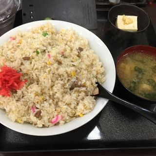 炒飯(久美食堂)