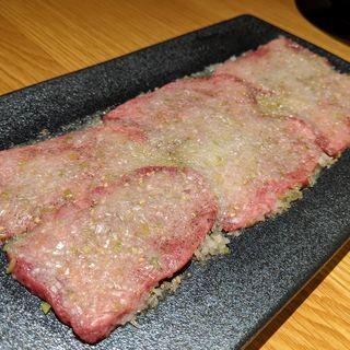上ねぎタン塩(まんぷく 二子玉川店)