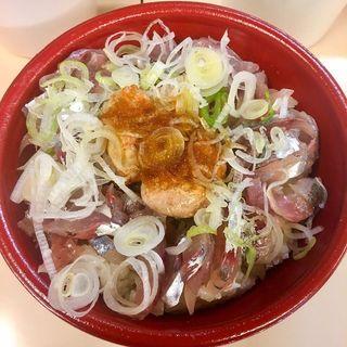 海鮮丼(立ち呑み123)