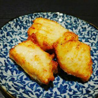播州唐揚げ(鶏と鯛のラーメン 白湯製人)