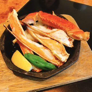 かにバター焼(かに道楽 銀座八丁目店 (かにどうらく))