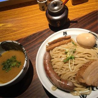 虎洞つけ麺