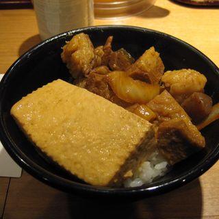 肉めし(新橋 岡むら屋 )