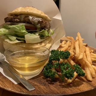 bluecheeseburger(CHATTY CHATTY (チャッティ チャッティ))