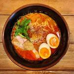 味玉唐唐郎らー麺