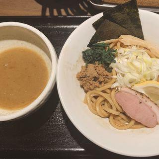 鴨白湯和えつけそば(鴨出汁中華蕎麦麺屋yoshiki)