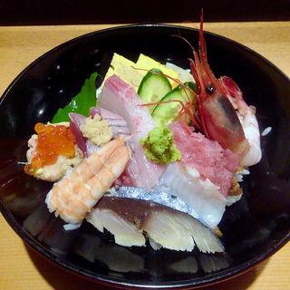 醍醐味丼(すしやの山孝 塩釜店 (すしやのやまこう))
