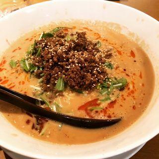 坦々麺(星期菜 (セン・ケイ・ツァイ))