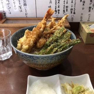 天丼(天丼の岩松)
