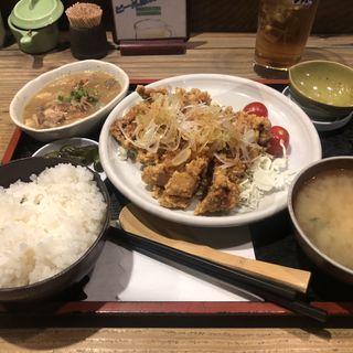 油淋鶏定食(鳥一 外苑前店 (とりいち))