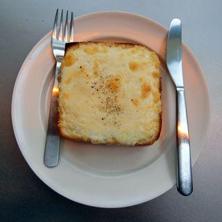 チーズと香草オリーブオイル(オキーニョ(猿田彦珈琲 池袋店))