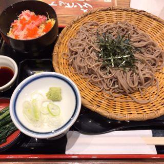 いくら丼セット(そじ坊 錦糸町楽天地ビル店  )