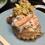 毛ガニ(大衆料理 川治 )