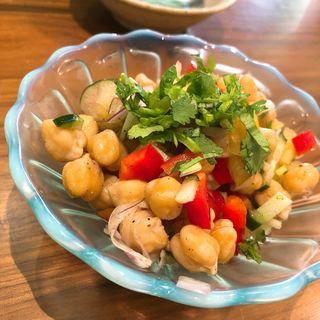 ひよこ豆のサラダ(FISH )
