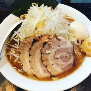 特製濃厚醤油ラーメン(荒海 (あらうみ))