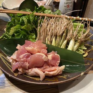 せり鍋(すりみや 神田淡路町店 )