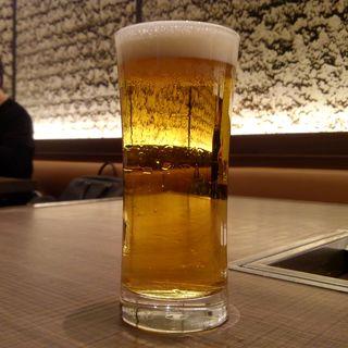 生ビール(原宿焼肉 KINTAN )