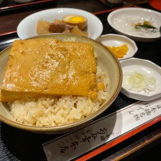 とうめし定食(日本橋 お多幸本店 (にほんばしおたこうほんてん))