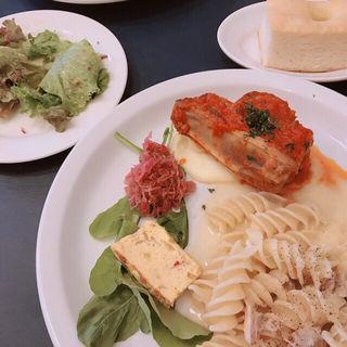 【LUNCH SET】(goo ITALIANO 渋谷店 (グーイタリアーノ))