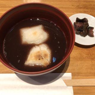 お汁粉(トラヤ トウキョウ (TORAYA TOKYO))