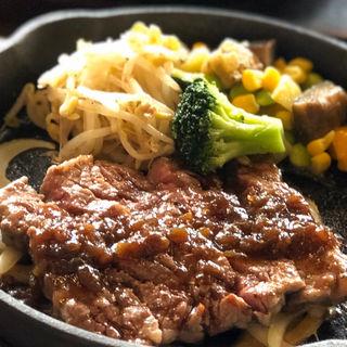 花咲ステーキ ランチ(ニクバル モダンミール )